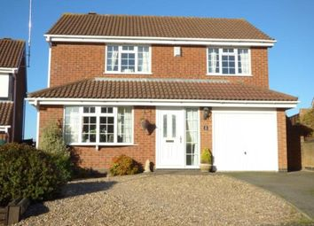 Thumbnail 4 bed detached house for sale in Wensleydale, Kingsthorpe, Northampton, Northamptonshire