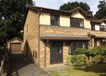 Thumbnail 3 bed link-detached house to rent in The Oaks, Heathfield