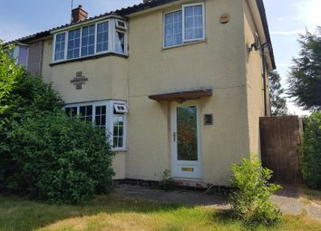 Thumbnail 3 bed semi-detached house to rent in Tennyson Road, Daventry