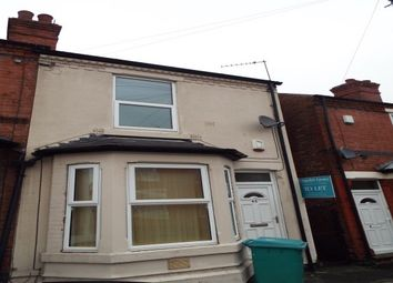 Thumbnail 2 bed end terrace house to rent in Grimston Road, Nottingham