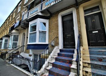Thumbnail 1 bed flat to rent in Ethelbert Road, Margate, Kent