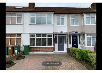 Thumbnail 3 bed terraced house to rent in Brocks Drive, Cheam, Sutton