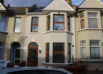Thumbnail 5 bed terraced house to rent in Paget Road, Ilford