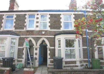 Thumbnail 4 bedroom terraced house to rent in Llantrisant Street, Cathays, Cardiff