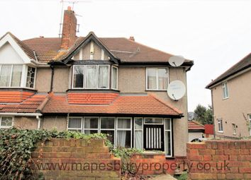 Thumbnail 3 bed terraced house for sale in Paddock Road, Neasden