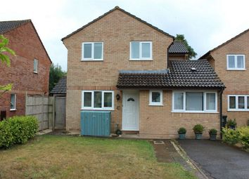 Thumbnail 4 bed detached house for sale in Bilberry Grove, Taunton, Somerset