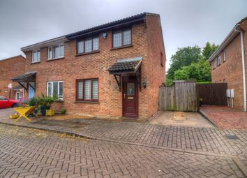3 bed semi-detached house for sale in Germander Place, Conniburrow, Milton Keynes MK14