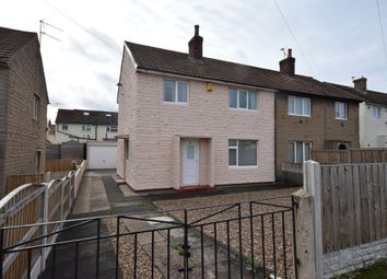 Thumbnail 3 bed semi-detached house for sale in Lodge Avenue, Castleford