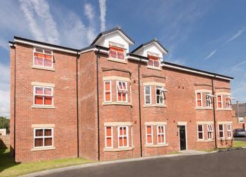 Thumbnail 1 bed flat for sale in Waterside Court Whipcord Lane, Chester