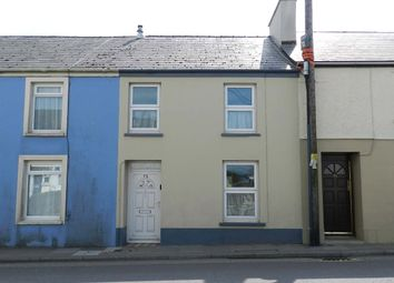 Thumbnail 3 bed terraced house for sale in Portfield, Haverfordwest, Pembrokeshire