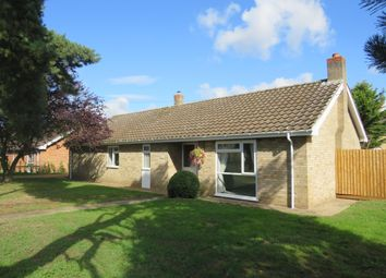 Thumbnail 4 bed bungalow to rent in The Pines, Holywell Row, Bury St. Edmunds