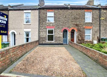 Thumbnail 2 bed terraced house for sale in The Slade, Plumstead Common, London