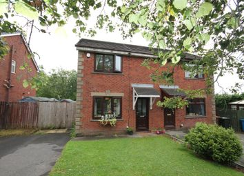 Thumbnail 3 bedroom semi-detached house to rent in Fearn Dene, Rochdale, Greater Manchester
