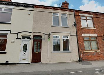 Thumbnail 2 bed terraced house for sale in Chesterfield Road South, Mansfield, Nottinghamshire