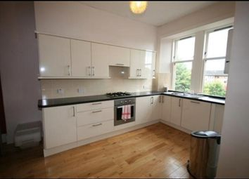 Thumbnail 1 bed flat to rent in Thornliebank Road, Glasgow