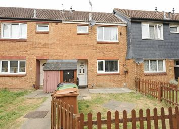 Thumbnail 3 bed terraced house for sale in Sassoon Close, Wellingborough