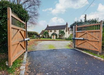4 bed detached house for sale in Smallshoes Hill, Mashbury, Chelmsford CM1