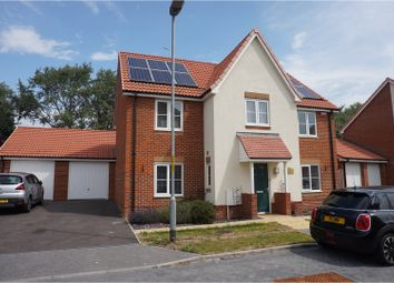 Thumbnail 4 bed detached house for sale in Ellington Way, Broadstairs