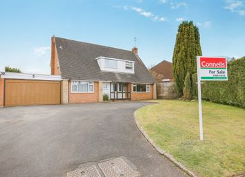 Thumbnail 4 bed detached house for sale in Perton Grove, Wightwick, Wolverhampton