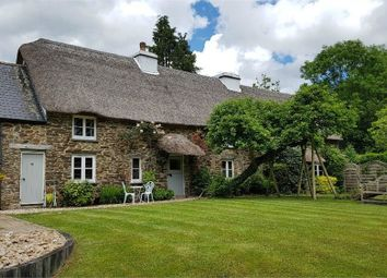 Thumbnail 4 bed cottage for sale in Hampool Cottages, Bickleigh, Plymouth, Devon