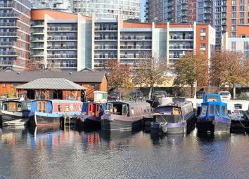 Thumbnail 1 bedroom houseboat for sale in Poplar Dock Marina, Docklands