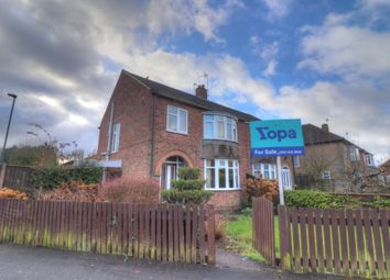 Thumbnail 3 bed semi-detached house for sale in Breedon Avenue, Littleover, Derby