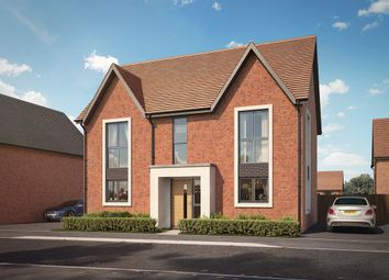 "Thumbnail 4 bed property for sale in ""The Walberswick"" at Crick Road, Hillmorton, Rugby"