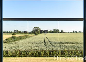 Thumbnail 4 bed barn conversion for sale in The Windle, Acle, Norwich
