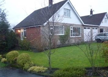 Thumbnail 3 bed detached bungalow to rent in Birchfield Drive, Marland, Rochdale