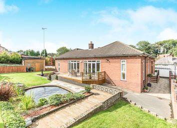 Thumbnail 4 bed detached bungalow for sale in The Drive, Drews Holloway, Halesowen