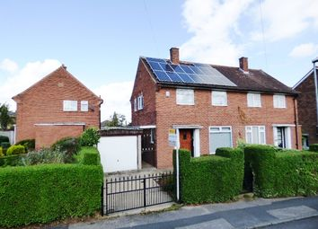 Thumbnail 2 bed semi-detached house for sale in Landseer Drive, Leeds