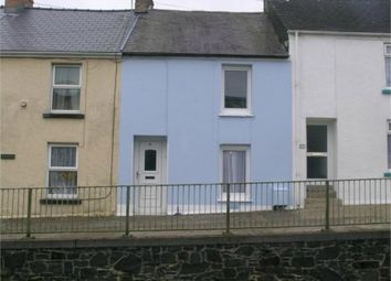 Thumbnail 2 bed terraced house for sale in City Road, Haverfordwest, Pembrokeshire