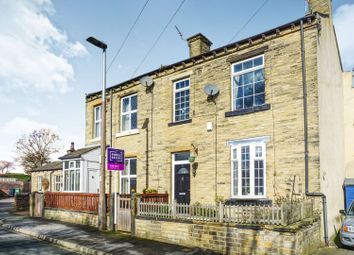 Thumbnail 3 bed terraced house for sale in Manor Street, Cleckheaton