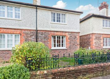 Thumbnail 2 bed end terrace house to rent in Station Road, Shalford, Guildford