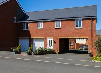 Thumbnail 2 bedroom semi-detached house for sale in Mead Cross, Cranbrook, Exeter