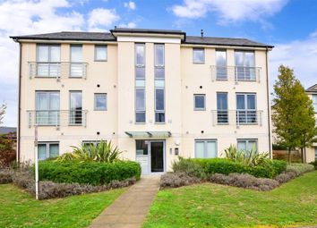 Thumbnail 2 bed flat for sale in Springhead Parkway, Northfleet, Gravesend, Kent