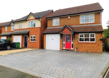 Thumbnail 4 bed detached house for sale in Rhein Way, Meadowcroft Park, Stafford.