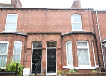 Thumbnail 2 bed terraced house to rent in Lindley Street, York