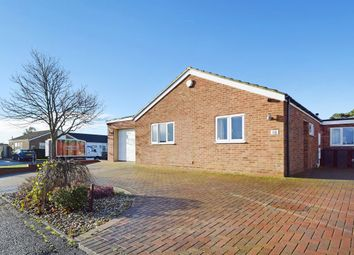 Thumbnail 4 bed detached bungalow for sale in Radnor Close, Herne Bay