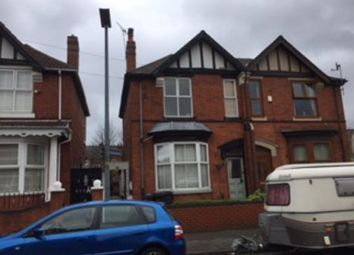 Thumbnail 1 bed flat to rent in Grange Road, Smethwick, Birmingham