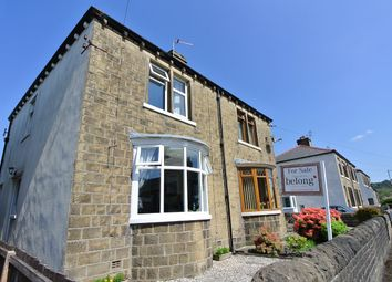 Thumbnail 3 bed semi-detached house for sale in Mona Street, Slaithwaite, Huddersfield