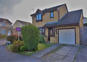 Thumbnail 4 bedroom detached house for sale in Grayshon Drive, Bradford