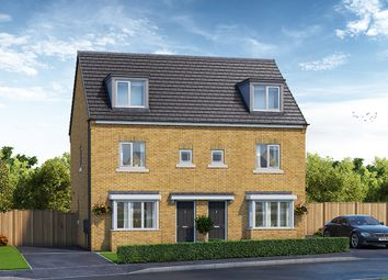 "Thumbnail 3 bed property for sale in ""The Stratton"" at Moorside Road, Eccleshill, Bradford"