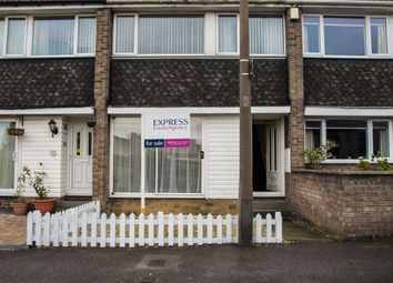 Thumbnail 3 bed terraced house for sale in Vicarage Close, Rotherham, South Yorkshire