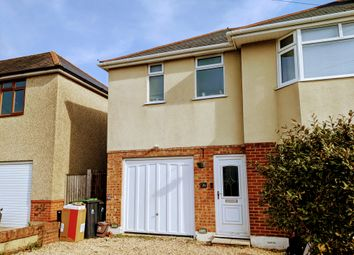 Thumbnail 3 bed semi-detached house to rent in Sandown Road, Christchurch