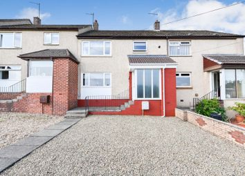 Thumbnail 3 bed terraced house for sale in Woodlea Court, Crosshouse, Kilmarnock