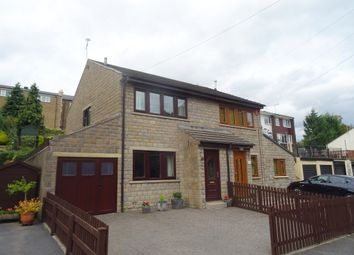 Thumbnail 3 bed semi-detached house to rent in Sunnybank, Denby Dale, Huddersfield