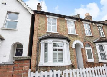 Thumbnail 4 bedroom property for sale in Park Road, Kingston Upon Thames