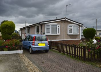 Thumbnail 2 bed detached house for sale in Hoo Marina Park, Vicarage Lane, Hoo, Rochester