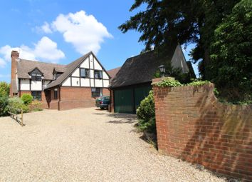 Thumbnail 4 bed detached house to rent in Shepherds Lane, Caversham Heights, Reading